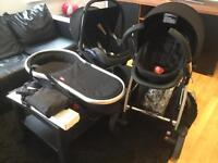 Phil and ted smart pushchair