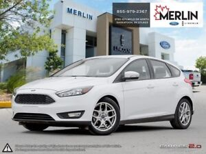 2015 Ford Focus SE - PST PAID - Factory Warrranty Balance