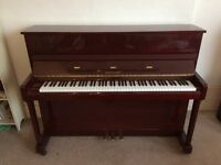 Upright Piano, Reid-Sohn (with practice pedal). Great Condition, Regularly Tuned!