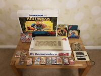 Commodore 64 Hollywood Pack