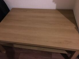 Coffee table. Large, IKEA, Good condition.