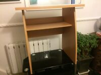 Desk for sale measuring 27inches across