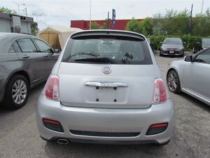 2012 Fiat 500 Sport * LEATHER * POWER ROOF London Ontario image 5