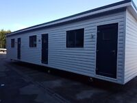 42x14 New Static Caravan / mobile home with 3 self contained accommodation units in one