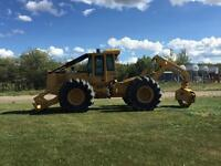 1994 John Deere 648E Grapple Skidder