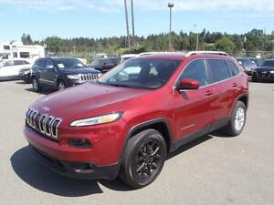 2015 Jeep Cherokee North Edition 4X4