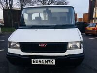 Ldv with ford transit engine fitted