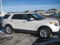 2015 Ford Explorer Limited AWD Sunroof Nav Leather