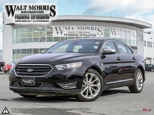 2016 Ford Taurus Limited - LEATHER, HEATED/COOLED SEATS