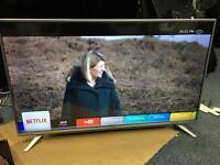 "Sharp 43"" 4K Ultra HD SMART LED TV"