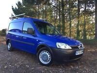 1.7 Vauxhall Combo ex British Gas Van New Cambelt and Water Pump Plus Service