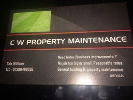 Cw property maintenance