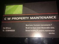 Cw property maintenance
