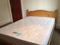 VERY LARGE DOUBLE ROOM TO LET IN A MODERN HOUSE, VERY QUIET AND CLEAN, VIEW IT NOW,FOSSE RD SOUTH