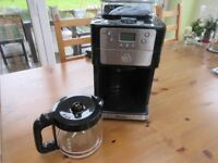 Swan bean to cup 10 cups Coffee Maker SK3020N - USED ONCE