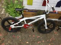 Old school mongoose pro bmx