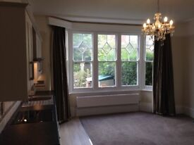 Lovely 1 bed unfurnished flat in one of Guildford's best roads - close to the High Street.