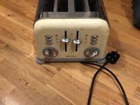 Toaster like new Bargain