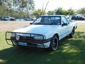 Xf Falcon Ute 3 Seater 1986 in Excellent Original Condition Jamboree Heights Brisbane South West Preview