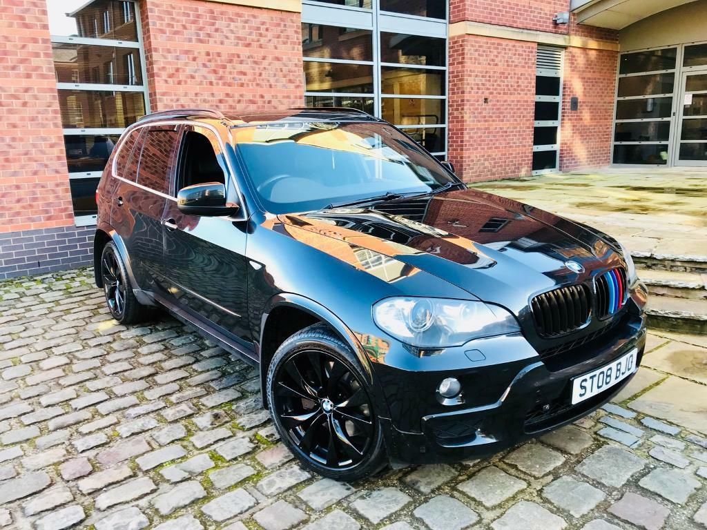 2008 bmw x5 3 0sd m sport twin turbo 35d xdrive 3 0d x5 bmw in ecclesfield south. Black Bedroom Furniture Sets. Home Design Ideas