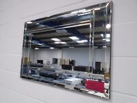 Brand New MARK Mirror - NOW ONLY £49. Approx Size Is 60cm By 90cm.
