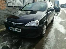 2006/06 VAUXHALL CORSA 1.3 CDTI HATCHBACK MOT MAY