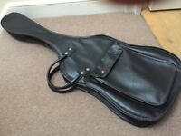Mid 80s VINTAGE MIJ JAPAN PADDED COMPACT GIG BAG SOFT CASE