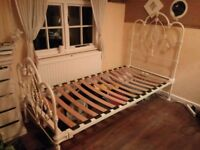 Laura Ashley single bed frame