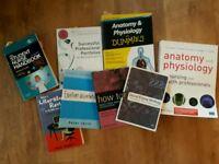 Student Nursing textbook selection