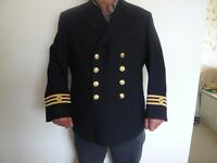 genuine 2nd engineers (marine) uniform
