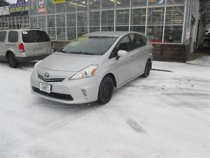 2012 Toyota Prius v Want fuel efficiency?  This car has what you