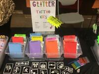 Glitter Tattoo Kits