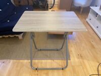 Fold away office desk