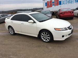 2008 Acura TSX Premium Tech AS IS Roof Navi Leather