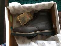 DICKIES SIZE 11 WORK BOOTS