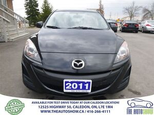 2011 Mazda MAZDA3 ACCIDENT FREE! MUST SEE!