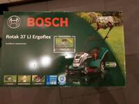 Lawn Mower Brand New Electric Cordless