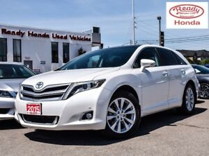 2015 Toyota Venza Limited AWD - Pano Roof - Navigation - Leather