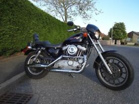 Harley Davidson 1200XL Sporster Low milage great performance in good condition