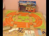 Sylvanian families sports day and swimming set bundle.