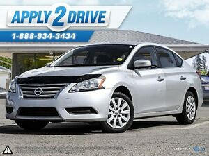 2014 Nissan Sentra 1.8 Ready to Go Get Financed Today!!