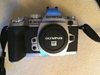 Olympus Micro Four-thirds OMD EM1 Camera - Mint Condition - REDUCED (OM-D EM-1)