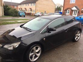 Vauxhall Astra 2012 gtc .Diesel 2.0lt 3 door hatchback sport