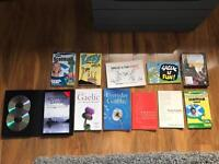 Do you want to learn Gaelic? Brand new books and CDs