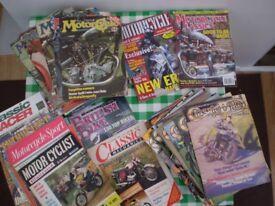 Motorcycle Magazines