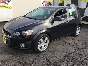 2014 Chevrolet Sonic LT, Automatic, Sunroof