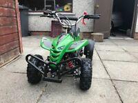 50cc quad brand new