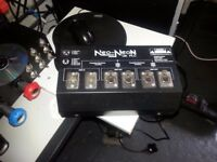 Neo- Neon DMX Signal splitter
