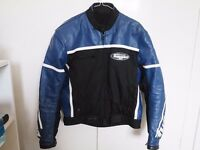 Furygan Leather Motorcycle Jacket. Excellent condition.