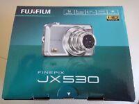 FujiFilm Digital Camera, HD